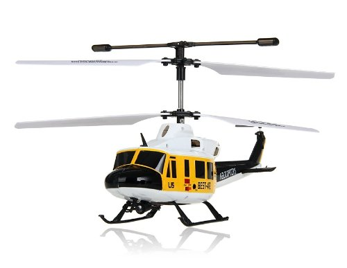 UdiRC U5 3.5-Channel RC Mini Alloy Helicopter