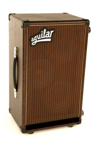 Aguilar DB 285 JC Bass Cabinet, 4 Ohm, Chocolate Thunder