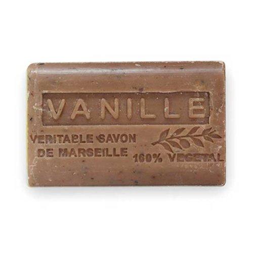(南仏産マルセイユソープ)SAVON de Marseille バニラの香り(SP042)(125g)