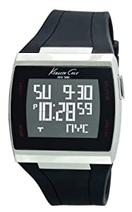 Kenneth Cole New York Men's KC1668 KC-Touch Strap Watch