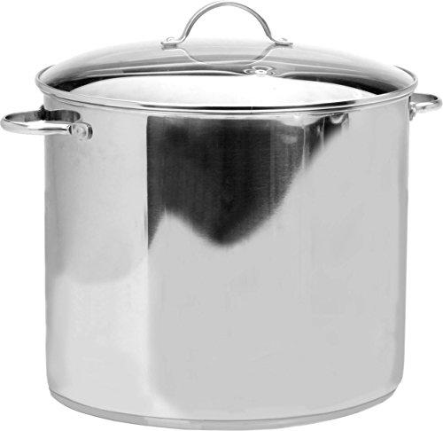 RSVP Endurance Stainless Steel 20 Quart Water Bath Canner