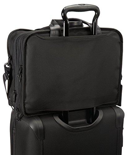 Tumi Alpha T-Pass Medium Capacity Laptop Brief 26145 男式15寸公文包/笔记本电脑包图片