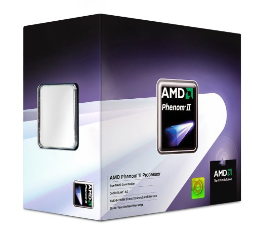 AMD Phenom II X4 945 3.0 GHz 8MB Cache Quad Core Processor