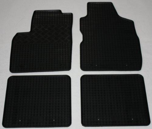 PE Kofferraumwanne für Hyundai I30 Schrägheck GD Bj.2011-2017 Set Gummimatten