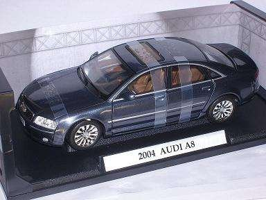 AUDI A8 A 8 GRAU GRAY LIMOUSINE