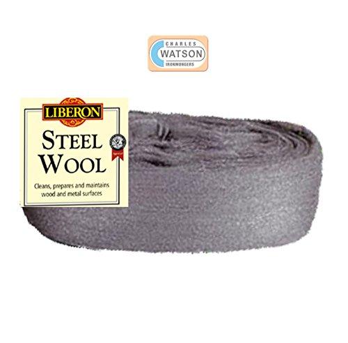 liberon-1-metre-cut-length-1m-0000-ultra-fine-grade-steel-wire-wool