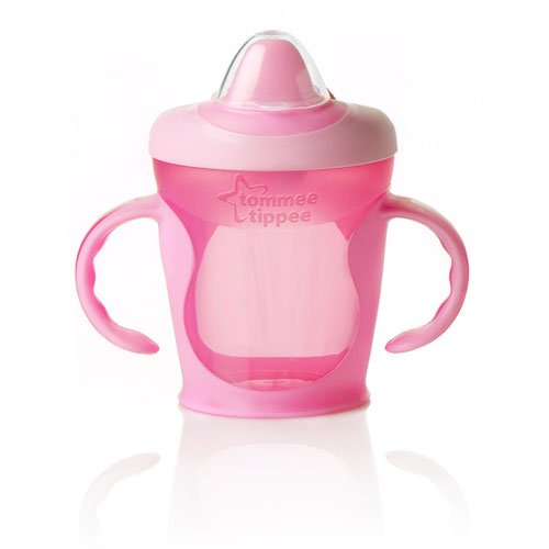 Tommee Tippee Explora Easy Drink Cup Pink 6 Months Plus