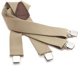 Carhartt Men\'s Utility Suspender,Khaki,One Size