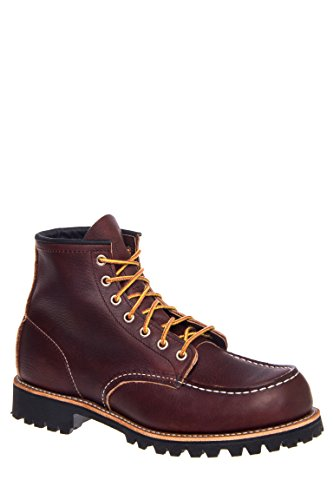 Men's Moc Toe Rugged Boot