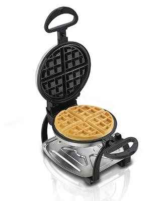 26010 Hamilton Beach Flip Belgian Waffle Maker by Hamilton Beach
