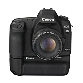 Canon EOS 5D Mark II 21.1MP Full Frame CMOS Digital SLR Camera