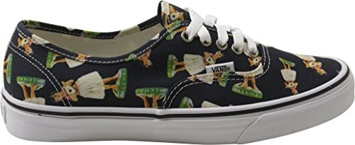 Details for Vans Authentic Digi Hula Parisian Night/True White VN0004MKID9 Mens 5.5, Womens 7