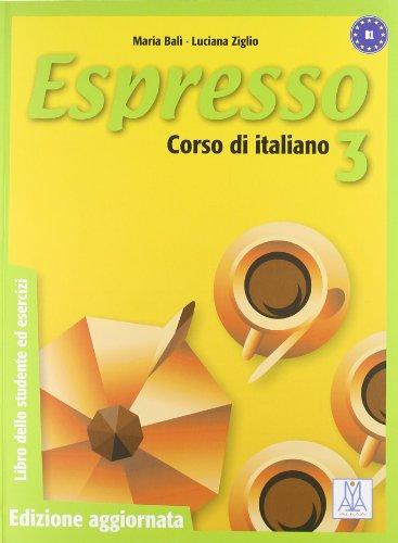 Espresso: Libro Dello Studente Ed Esercizi & CD Audio...