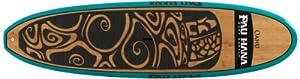 Pau Hana Oahu Stand Up Paddle Board, 10-Feet, Teal from Pau Hana