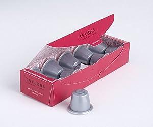 Buy Taylors of Harrogate Espresso Coffee Nespresso Compatible Kenya Heirloom capsules 66.67 g by Taylors of Harrogate, HG2 7LD.