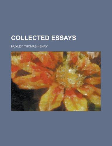 Collected Essays, Volume V Collected Essays, Volume V