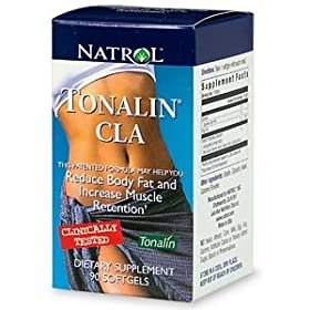 Natrol Tonalin CLA 180 Softgels