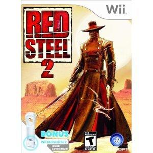 Red Steel 2 w/ MotionPlus