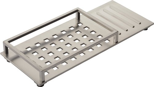 Delta 77612-SS Vero Vanity Tray, Stainless (Plumbers Fitting Tray compare prices)