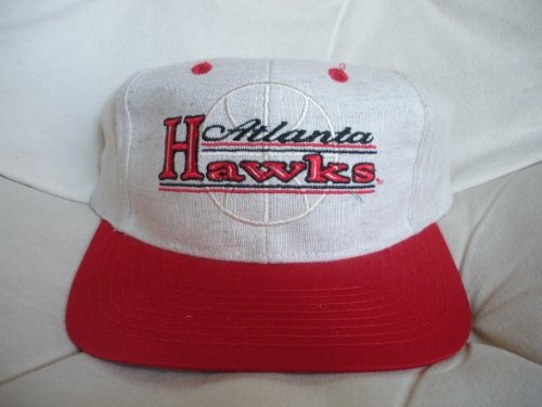 Atlanta Hawks Vintage Hats by Logo Athletic
