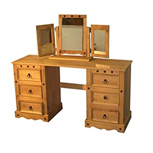Furniture wholesale mexican solid pine mirror for Cheap pine furniture
