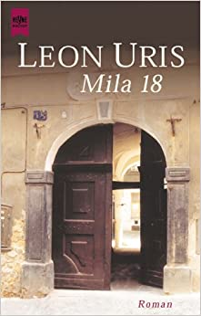 An analysis of the book mila 18 by leon uris