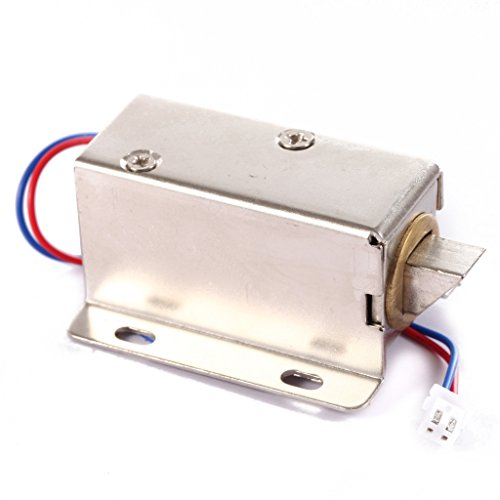 Generic-DC12V-File-Display-Cabinet-Drawer-Latch-Assembly-Solenoid-Electric-Lock