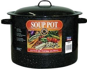 Granite Ware 6135-6 12-Quart Soup Pot by Granite Ware