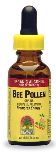 Nature's Answer Bee Pollen Extract, 1 Fl Oz by Nature's Answer (Standardized Pollen Extract compare prices)