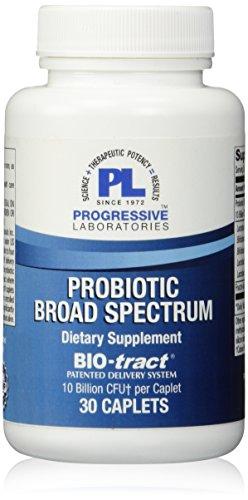 Progressive Labs - Broad Spectrum Probiotic 30 caps (Progressive Care Unit compare prices)