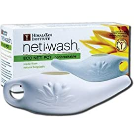 Himalayan Institute Eco Neti Pot Neti Wash