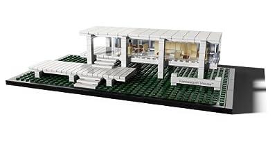 レゴ アーキテクチャー ファンズワース邸