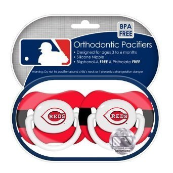 2-pack-Pacifiers-Cincinnati-Reds-by-Baby-Fanatic