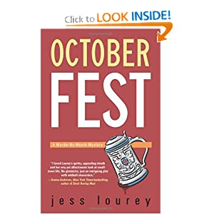 October Fest - Jess Lourey