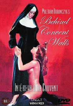 Behind Convent Walls [1977] [DVD]