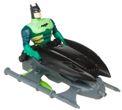 Batman Mission Master 4 Velocity Storm Batman