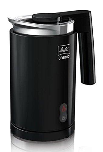 Melitta-100501-Cremio-Mousseur-de-Lait-pour-Lait-Froid-et-Lait-Chaud-600-W-Noir