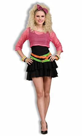 80s Fashion For Women Costume Women s s Groupie Costume