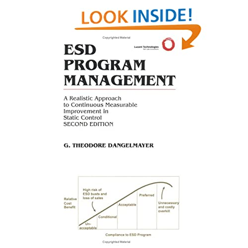 Esd Program Management: A Realistic Approach to Continuous Measurable Improvement in Static Control (The Springer International Series in Engineering and Computer Science) G. Theodore Dangelmayer