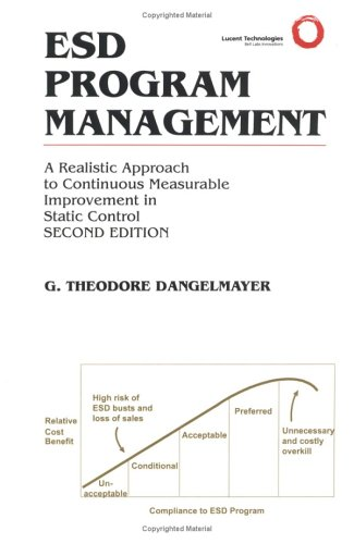 Esd Program Management: A Realistic Approach To Continuous Measurable Improvement In Static Control (The Springer International Series In Engineering And Computer Science)
