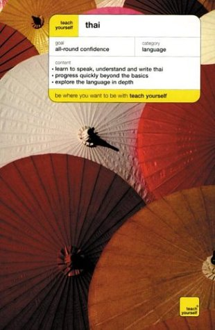 Teach Yourself Thai Complete Course Audiopack
