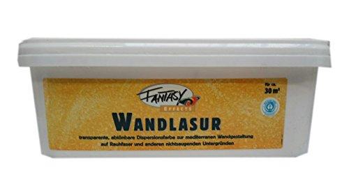 fantasy effects dekor wandlasur transparent 2 5 liter. Black Bedroom Furniture Sets. Home Design Ideas