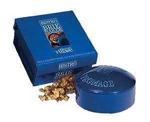 Gourmet Village Bistro Brie Baker - Blue