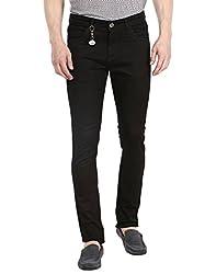 Fever Men's Jeans (211671-1-40_Black)