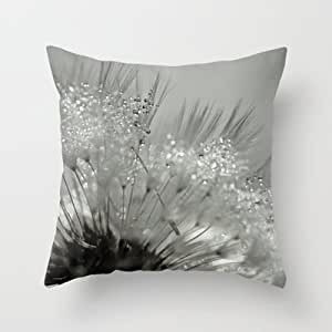 Inexpensive Throw Pillow Inserts : Amazon.com - Simple Design Cheap Pillowcase Droplets Throw Pillow