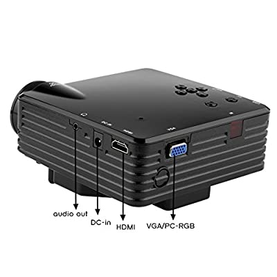 LUCEM LP02 Portable LED PROJECTORS(2 Years Warranty)