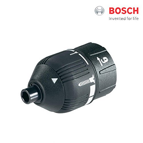 BOSCH Torque Adjustment Adapter for IXO III Professional Cordless Electric Screwdriver 3.6V (Bosch Ixo compare prices)
