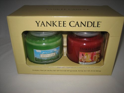 Yankee Candle Company Fresh and Fruity Jar Candle