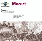 Requiem in D Minor / Ave Verum Corpus Mozart^Vopc^Vpo^Kertesz