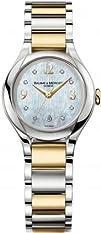 Baume   Mercier Womens 8774 Iliea Diamond Watch